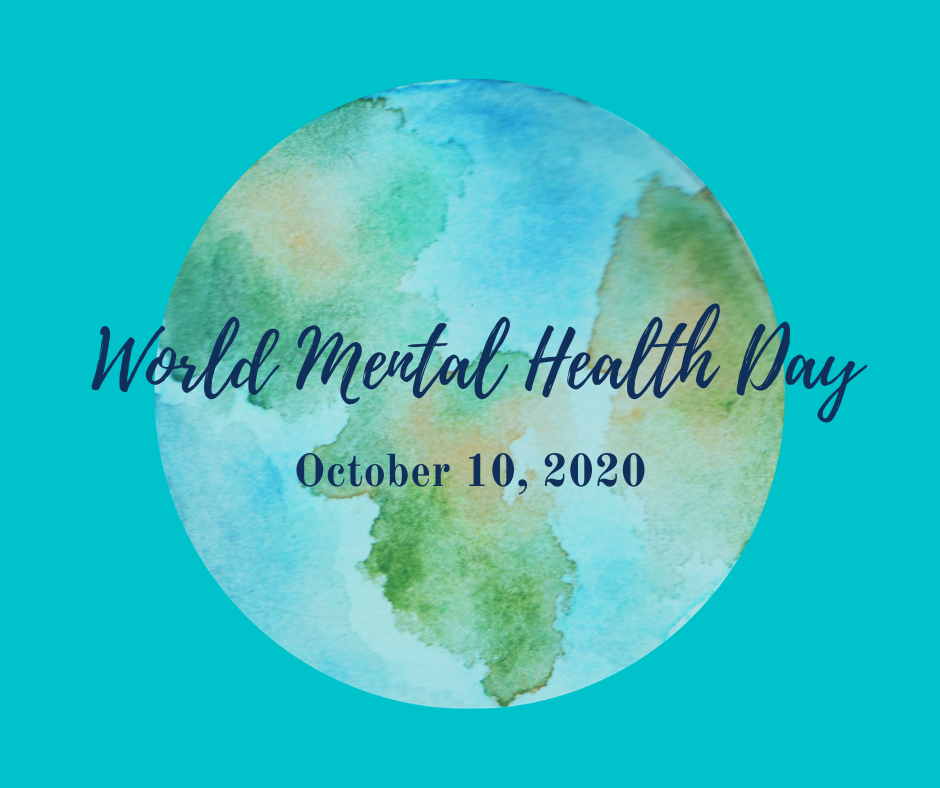 Celebrate World Mental Health Day!