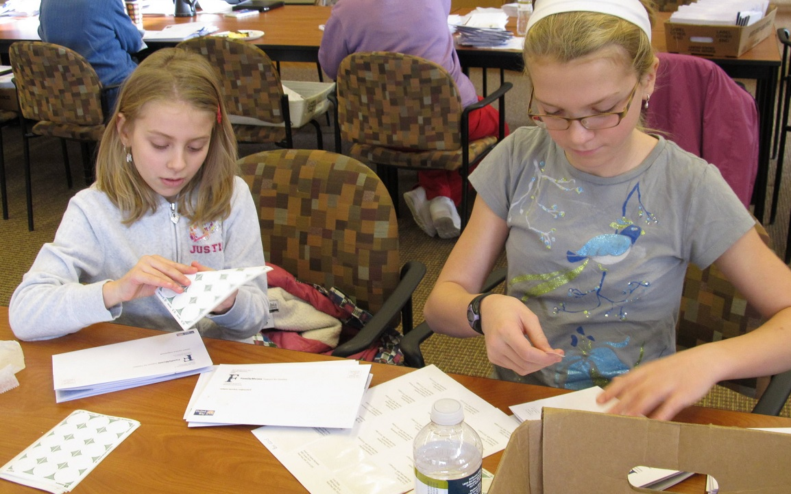 Volunteerism Provides Opportunities for Stillwater Area Girls