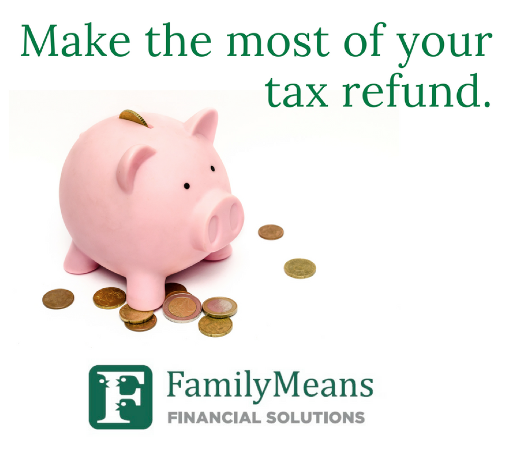Get the most BANG for your BUCK with your Tax Refund or Bonus