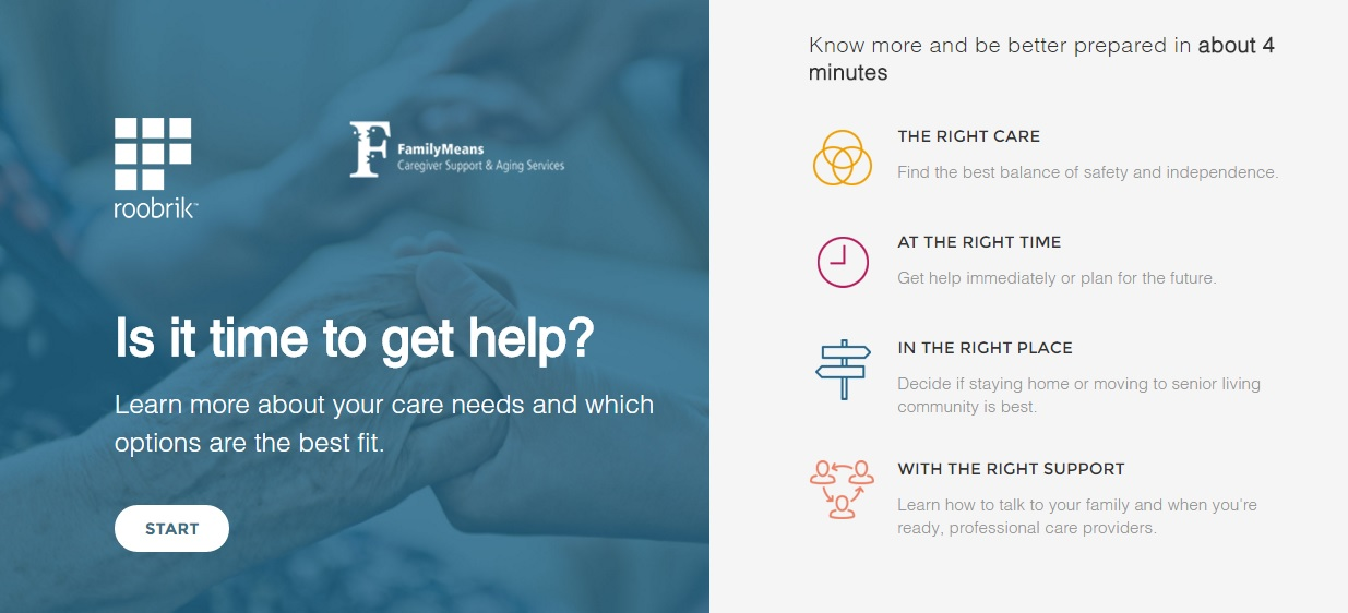 Is It Time To Get Help? Try A Free Caregiver Assessment Tool
