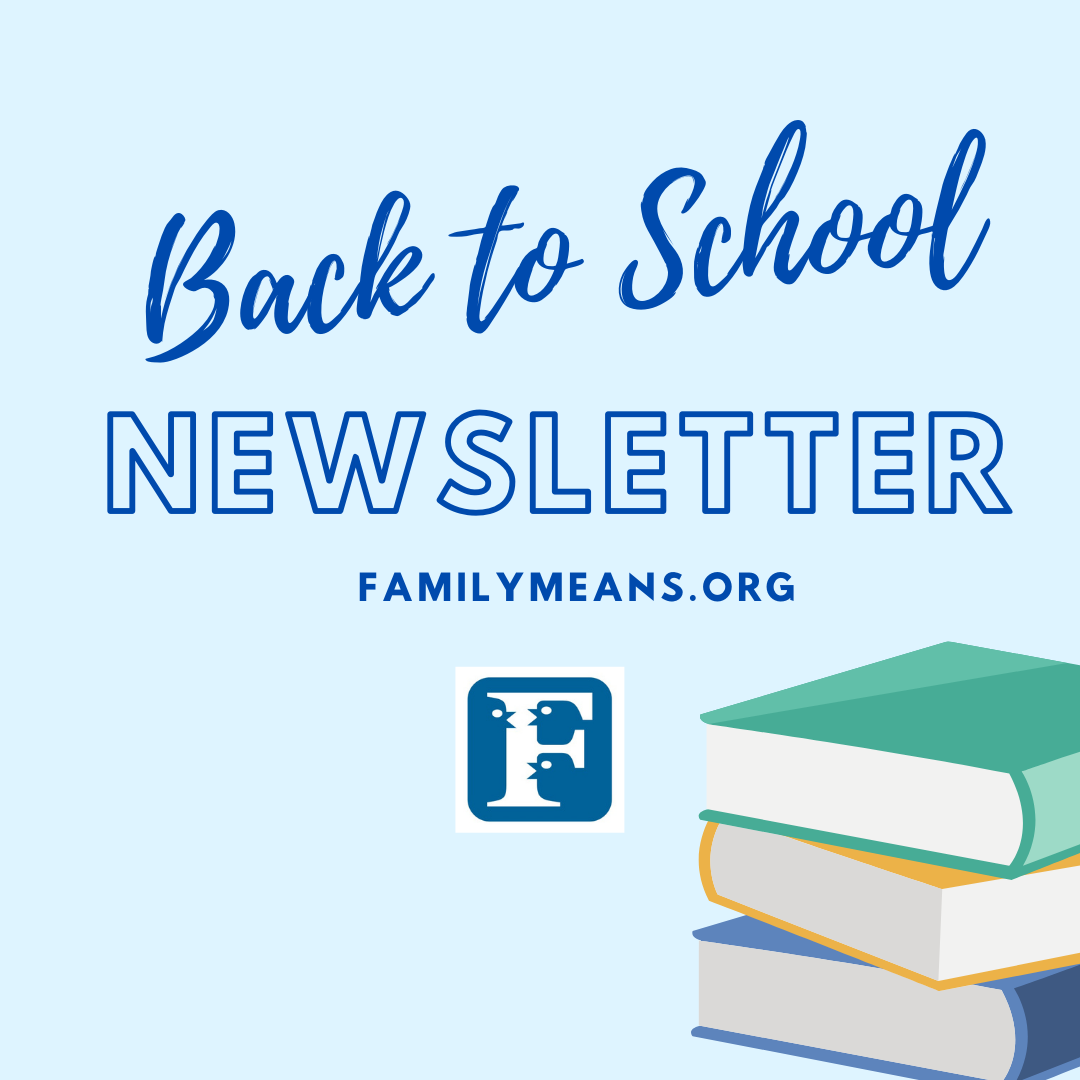 Back to School 2020 Newsletter